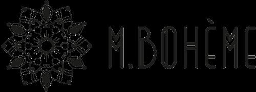 Logo Savons Vegan M-Boheme